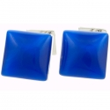 Lightening Blue Cufflinks