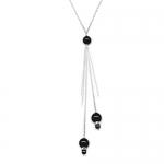 Swarovski Drop necklace by Karen Morrison
