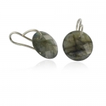 Leo Labradorite Earrings by Monica Vinader