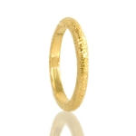 Gold Shimmer Stacking Ring by Assya